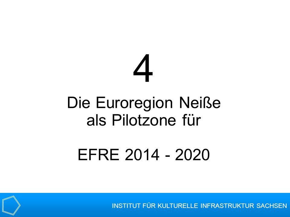 Die Euroregion Neiße als Pilotzone für EFRE 2014 - 2020