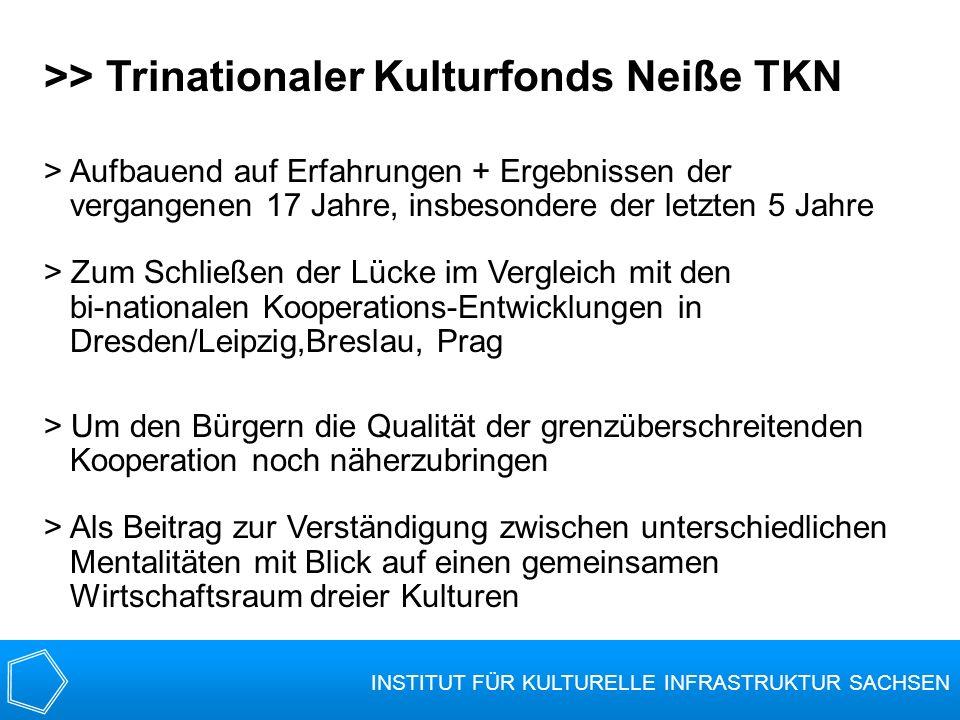 >> Trinationaler Kulturfonds Neiße TKN