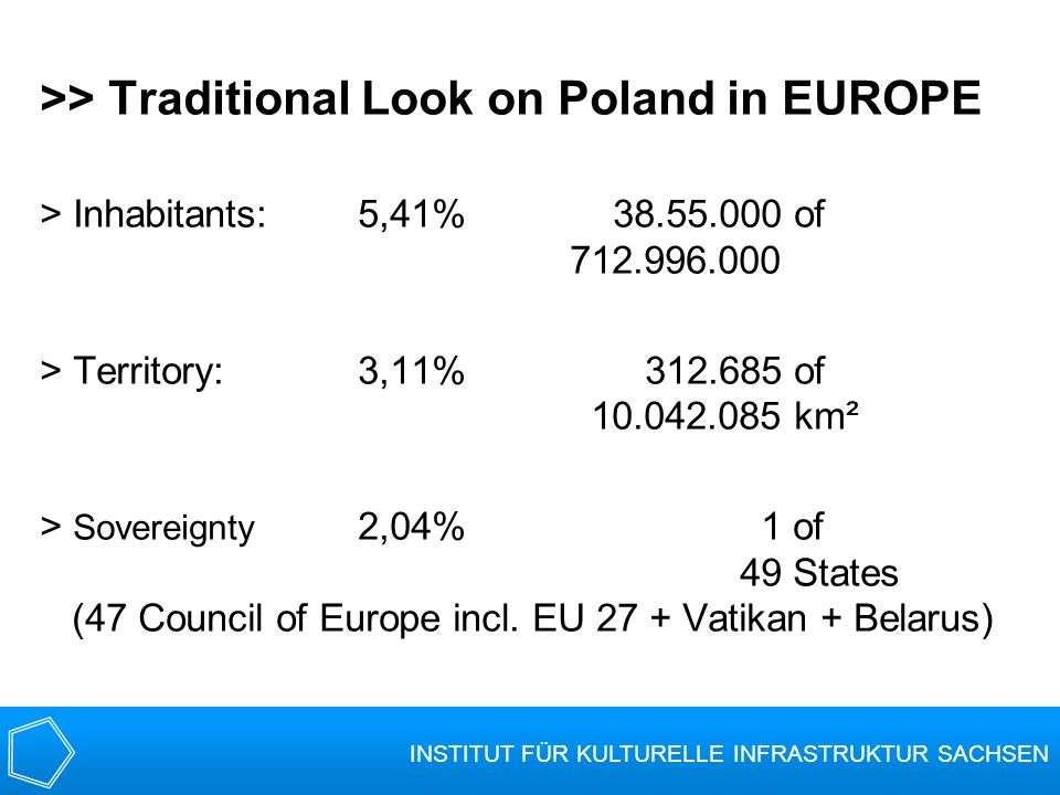 >> Traditional Look on Poland in EUROPE