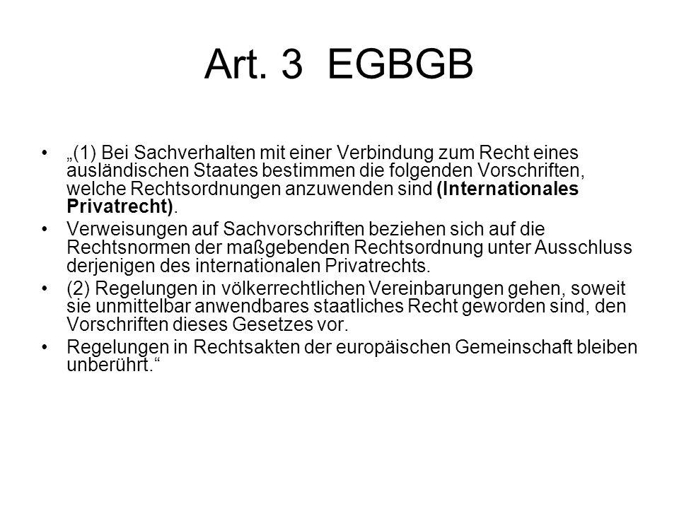 Art. 3 EGBGB