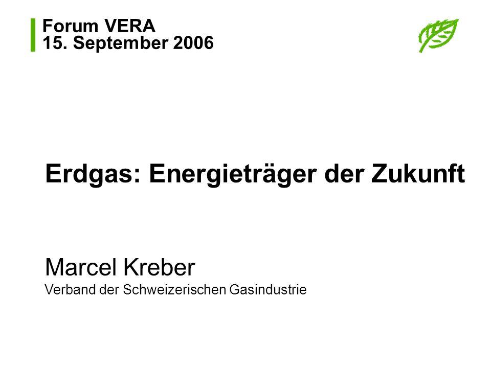 Erdgas: Energieträger der Zukunft
