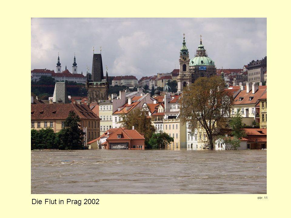 Die Flut in Prag 2002 obr. 11