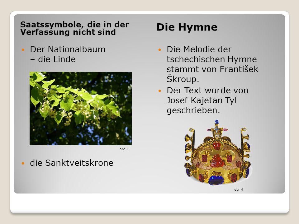 Die Hymne Der Nationalbaum – die Linde die Sanktveitskrone
