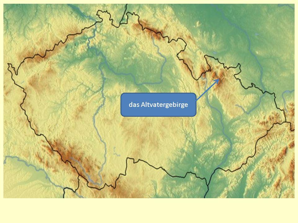 das Altvatergebirge