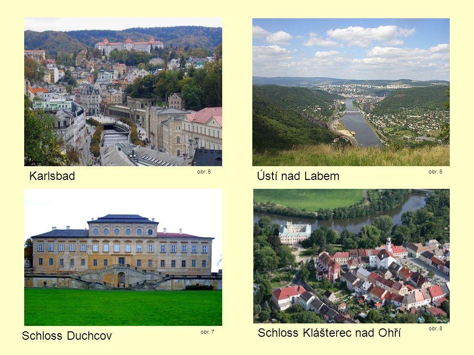 Schloss Klášterec nad Ohří