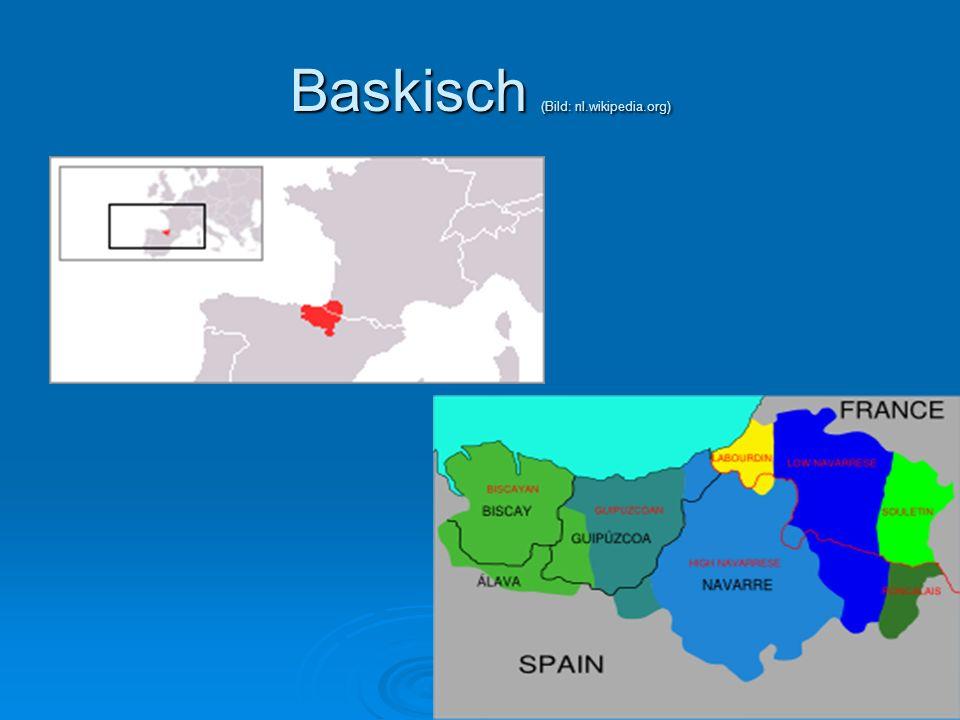 Baskisch (Bild: nl.wikipedia.org)