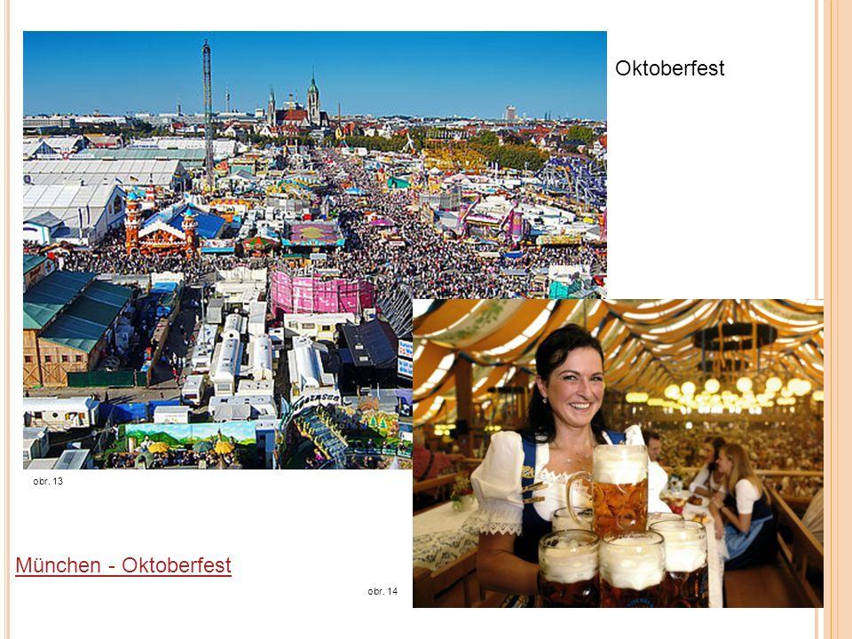Oktoberfest obr. 13 München - Oktoberfest obr. 14