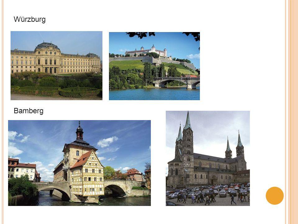 Würzburg Bamberg