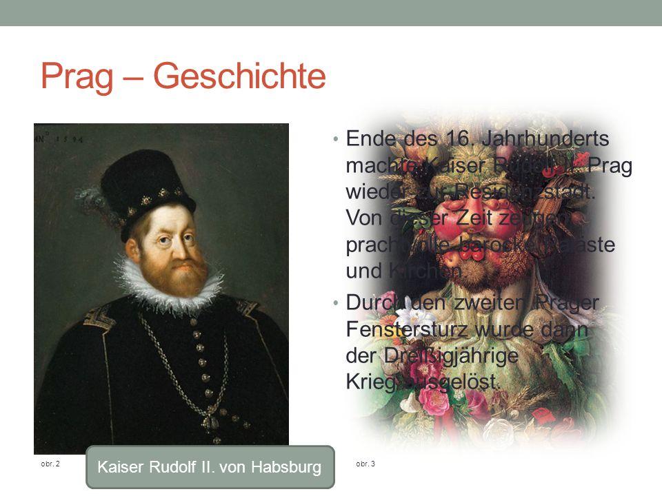 Kaiser Rudolf II. von Habsburg