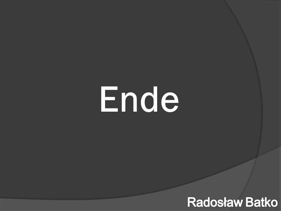 Ende Radosław Batko