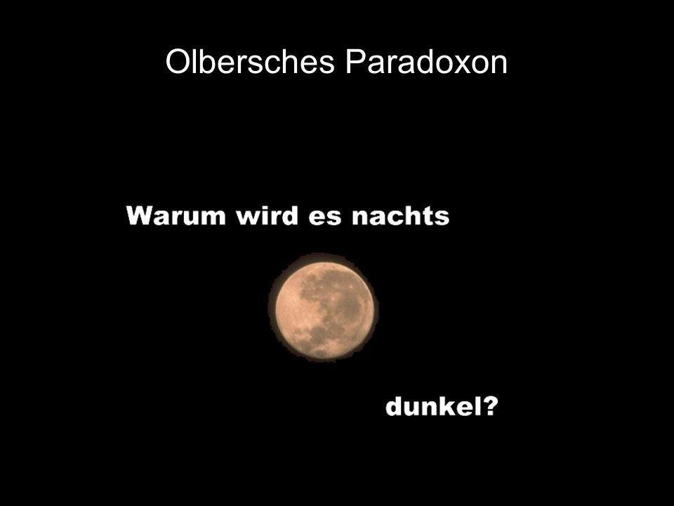 Olbersches Paradoxon