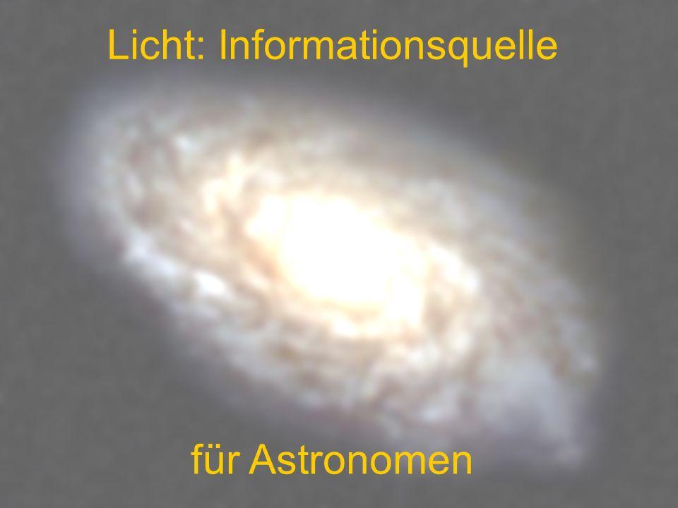 Licht: Informationsquelle