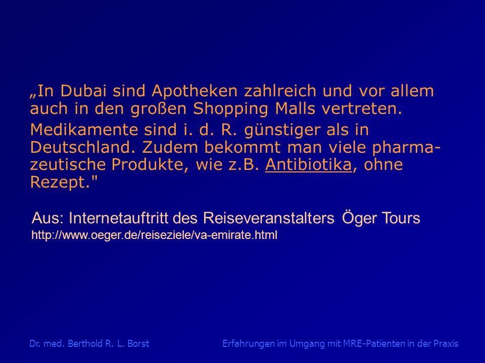 Aus: Internetauftritt des Reiseveranstalters Öger Tours