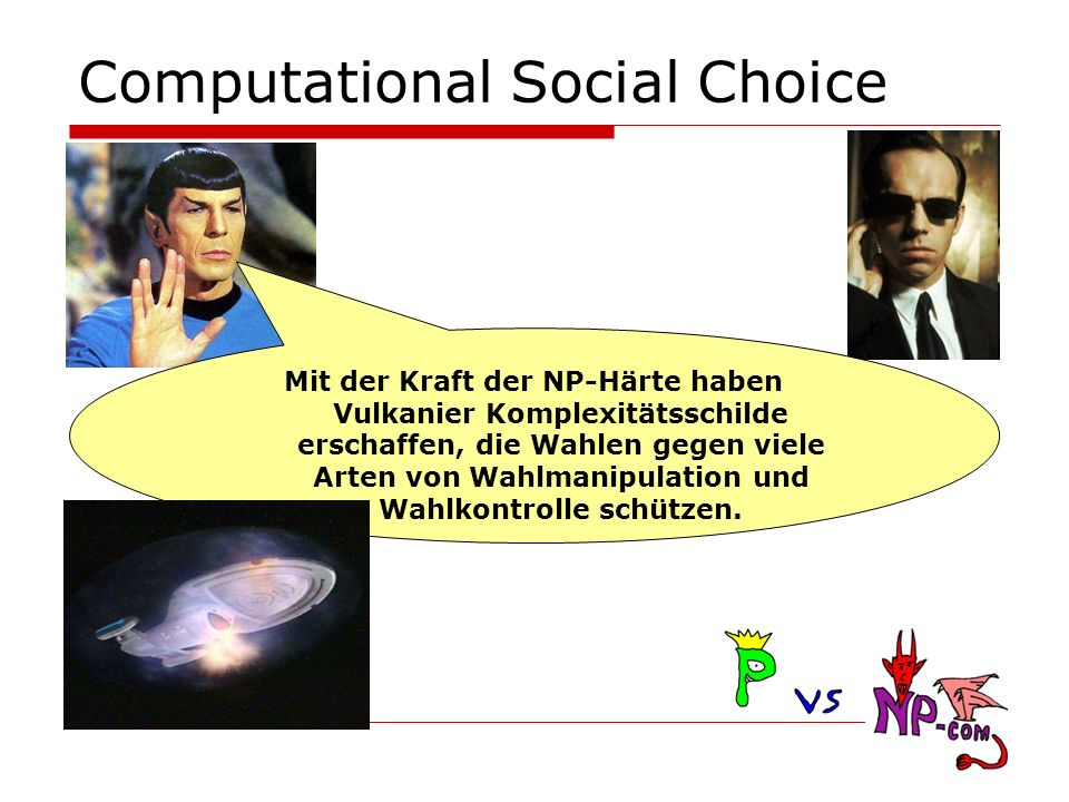 Computational Social Choice
