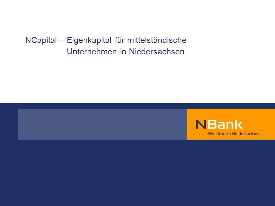 NCapital – Eigenkapital für mittelständische