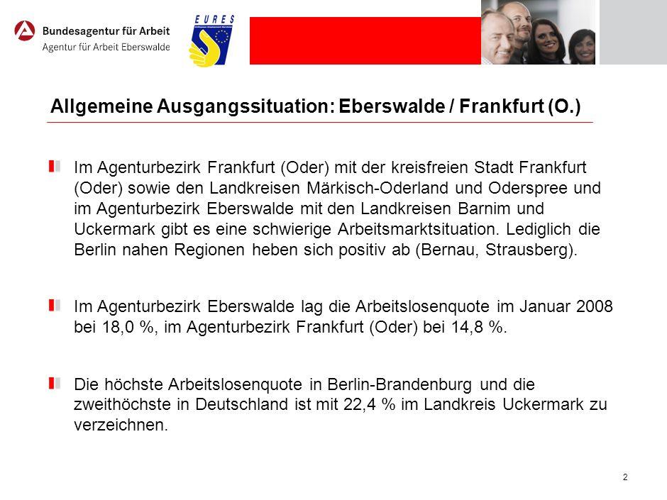 Polen Berlin Geschäftsstellenverbund Landkreis Märkisch-Oderland