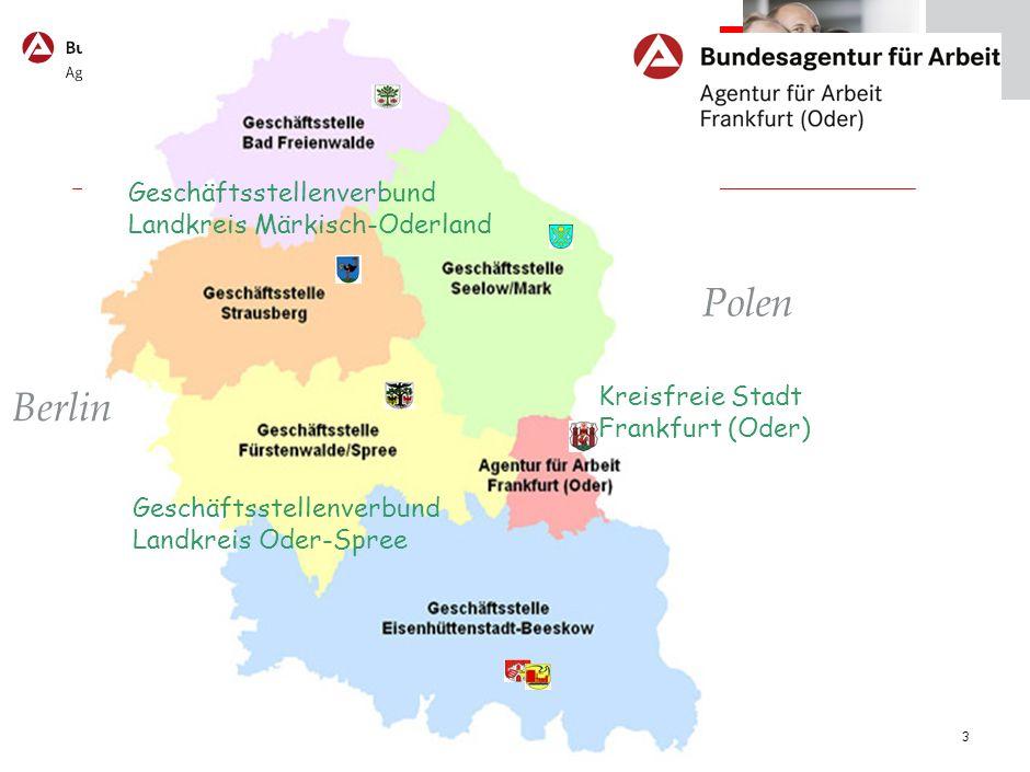 Agentur für Arbeit Frankfurt (Oder)