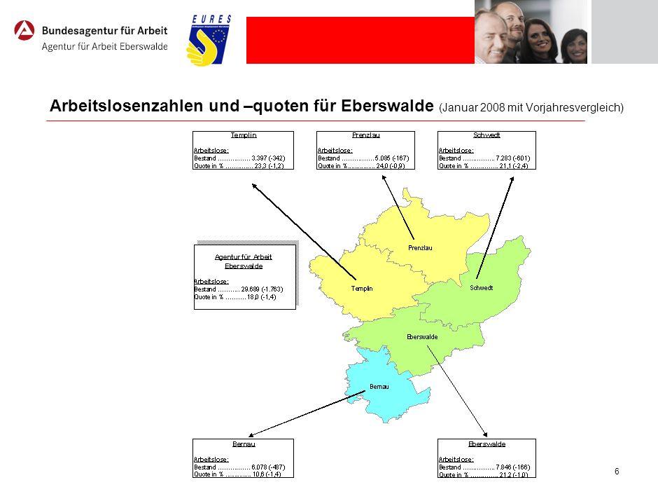 Agentur für Arbeit Eberswalde