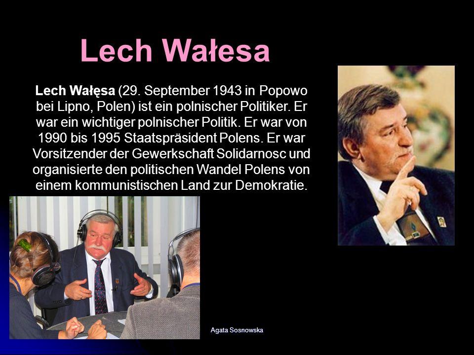 Lech Wałesa