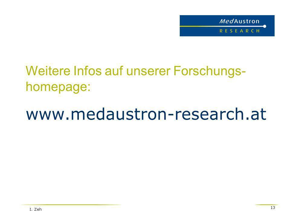 Weitere Infos auf unserer Forschungs-homepage: