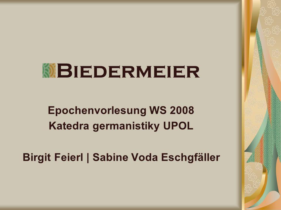 Katedra germanistiky UPOL Birgit Feierl | Sabine Voda Eschgfäller