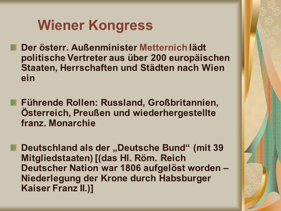 Wiener Kongress