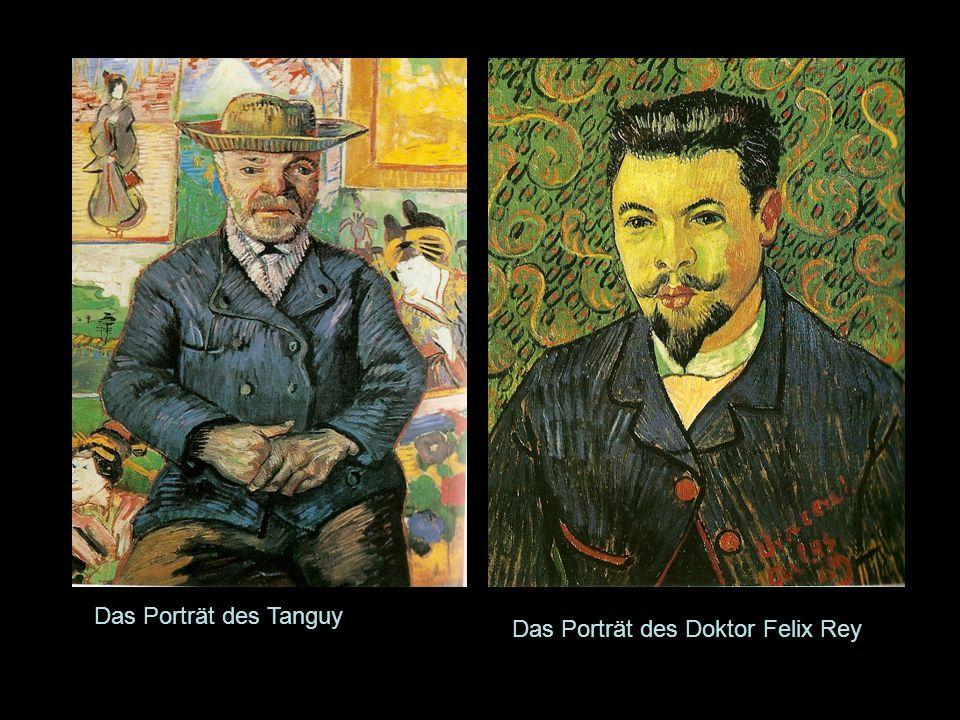 Das Porträt des Tanguy Das Porträt des Doktor Felix Rey