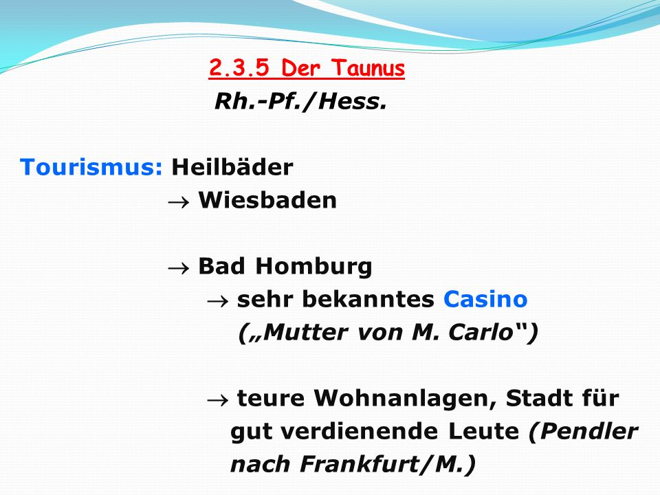 casino bad homburg ostern