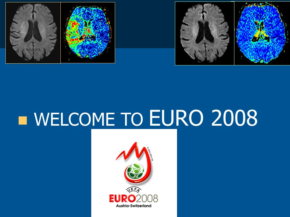 WELCOME TO EURO 2008