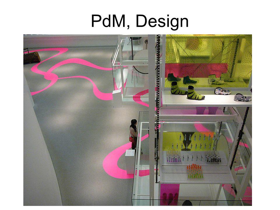 PdM, Design