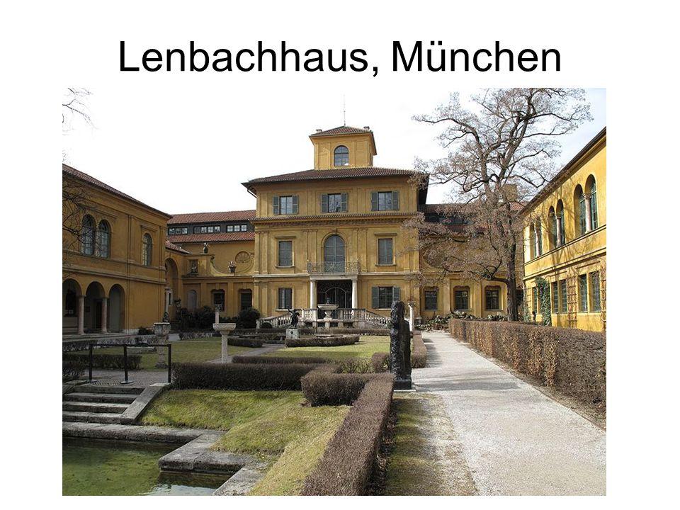 Lenbachhaus, München