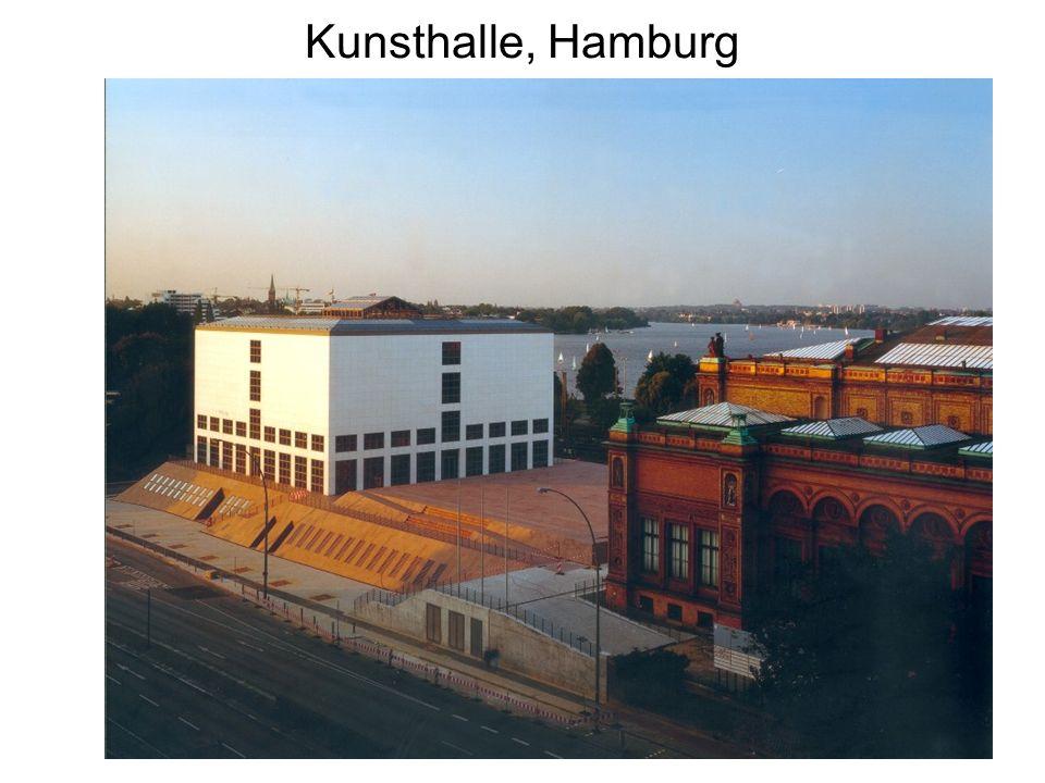 Kunsthalle, Hamburg