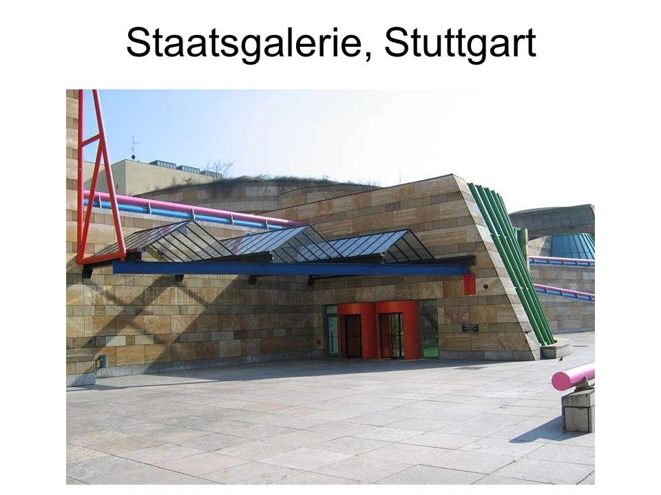 Staatsgalerie, Stuttgart