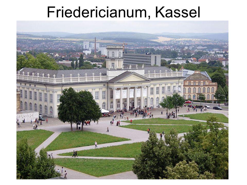 Friedericianum, Kassel