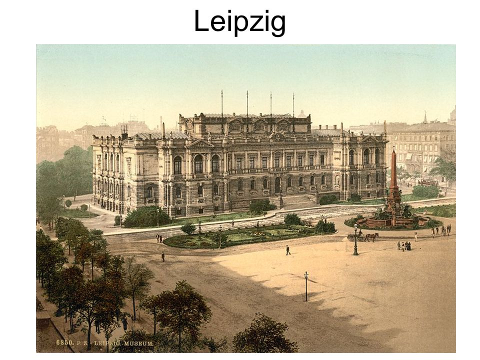 Leipzig Zničeno GBnáletem-po 61letech skleněná kostka