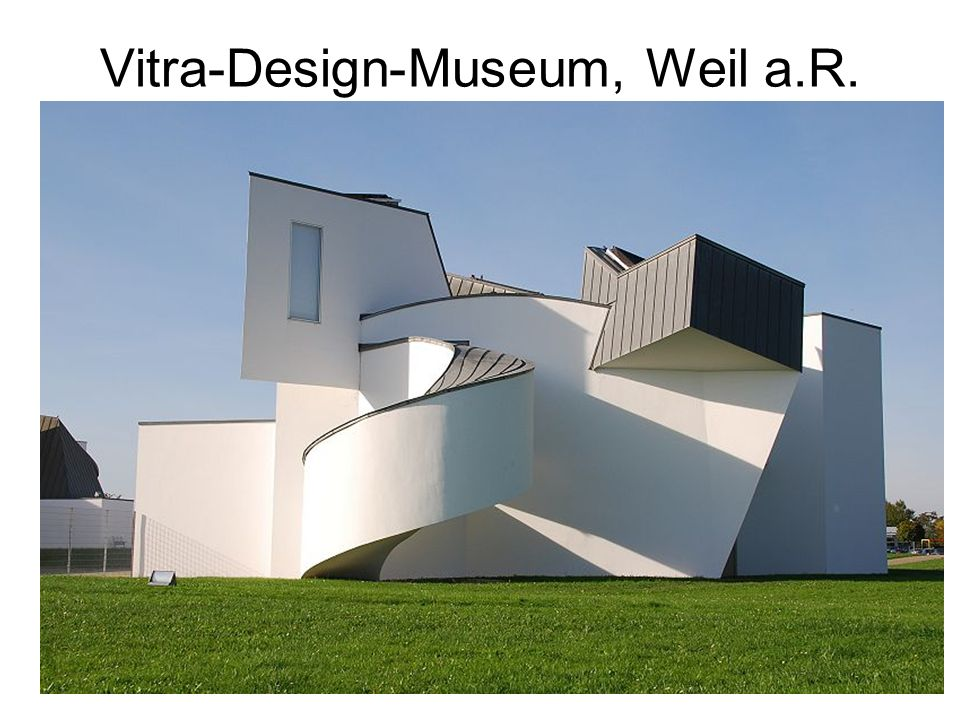 Vitra-Design-Museum, Weil a.R.