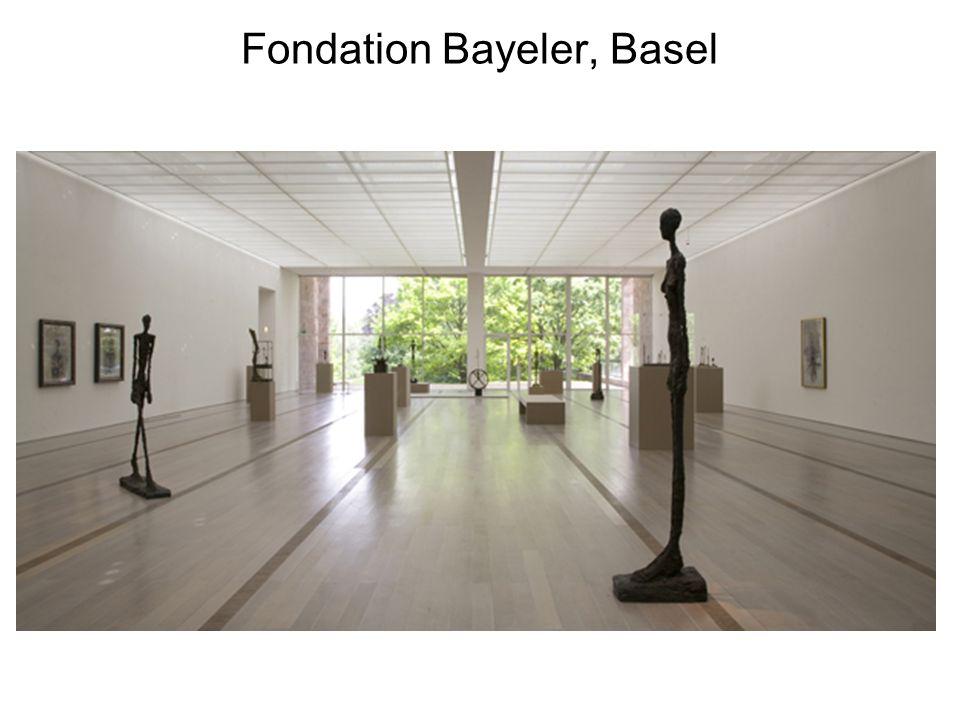 Fondation Bayeler, Basel
