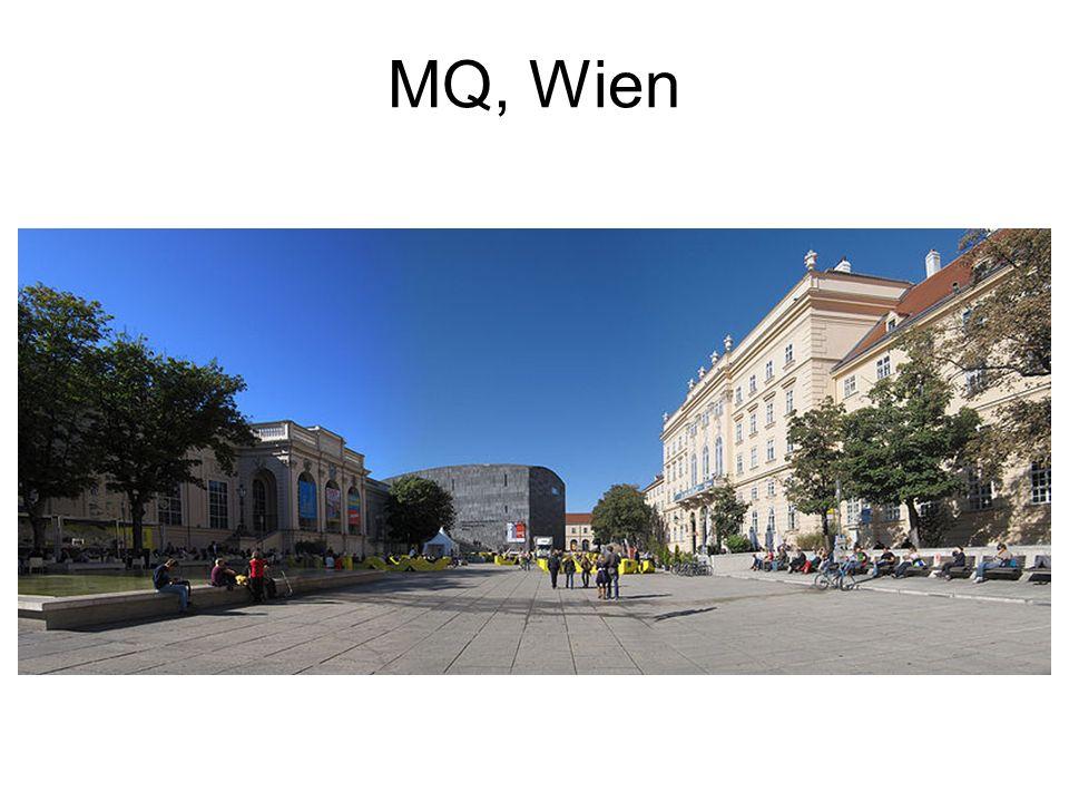 MQ, Wien Museumsquartier