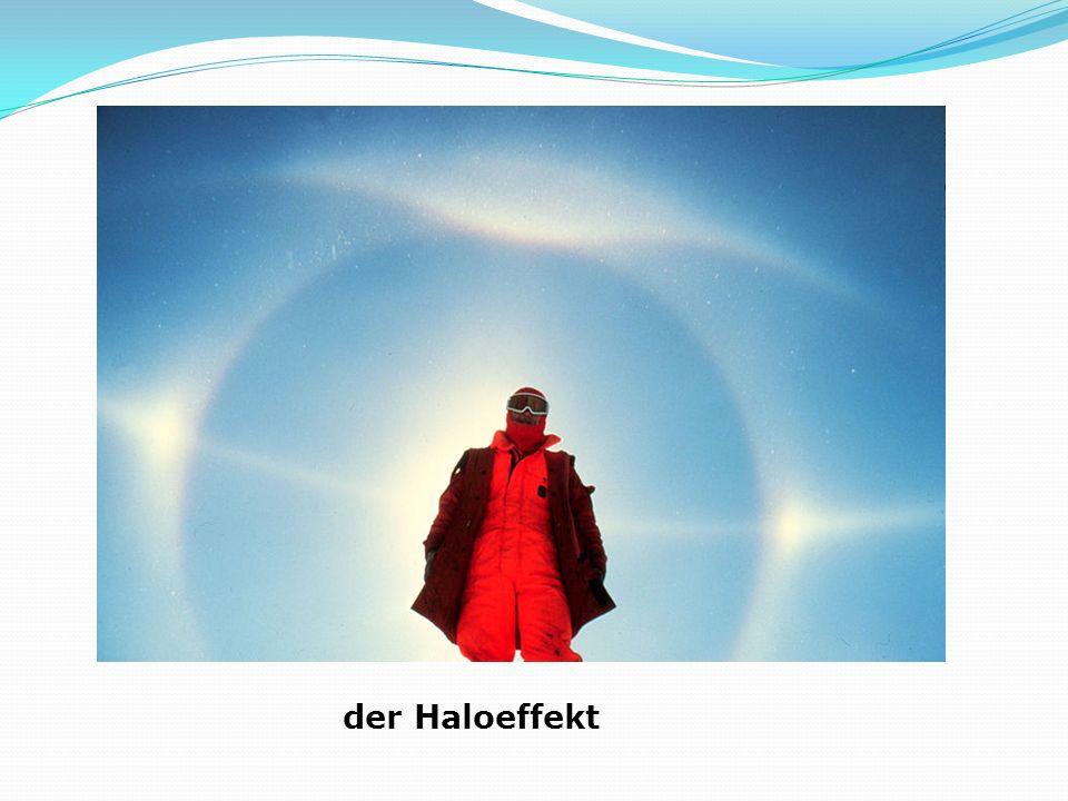 der Haloeffekt
