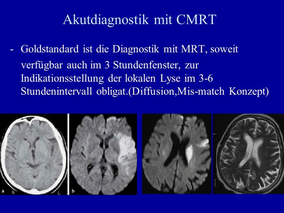 Akutdiagnostik mit CMRT