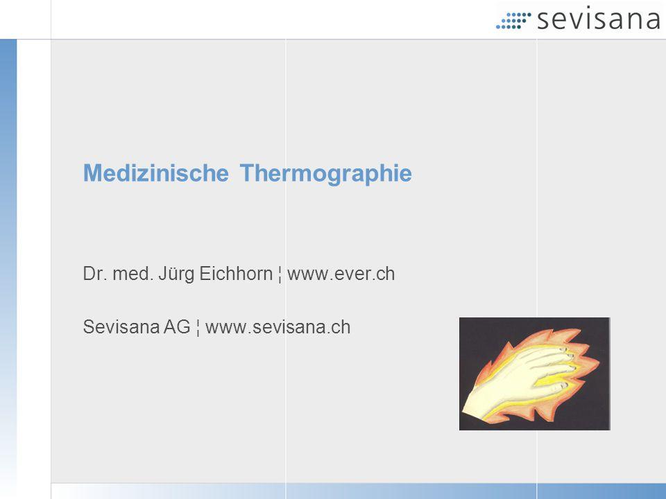 Medizinische Thermographie