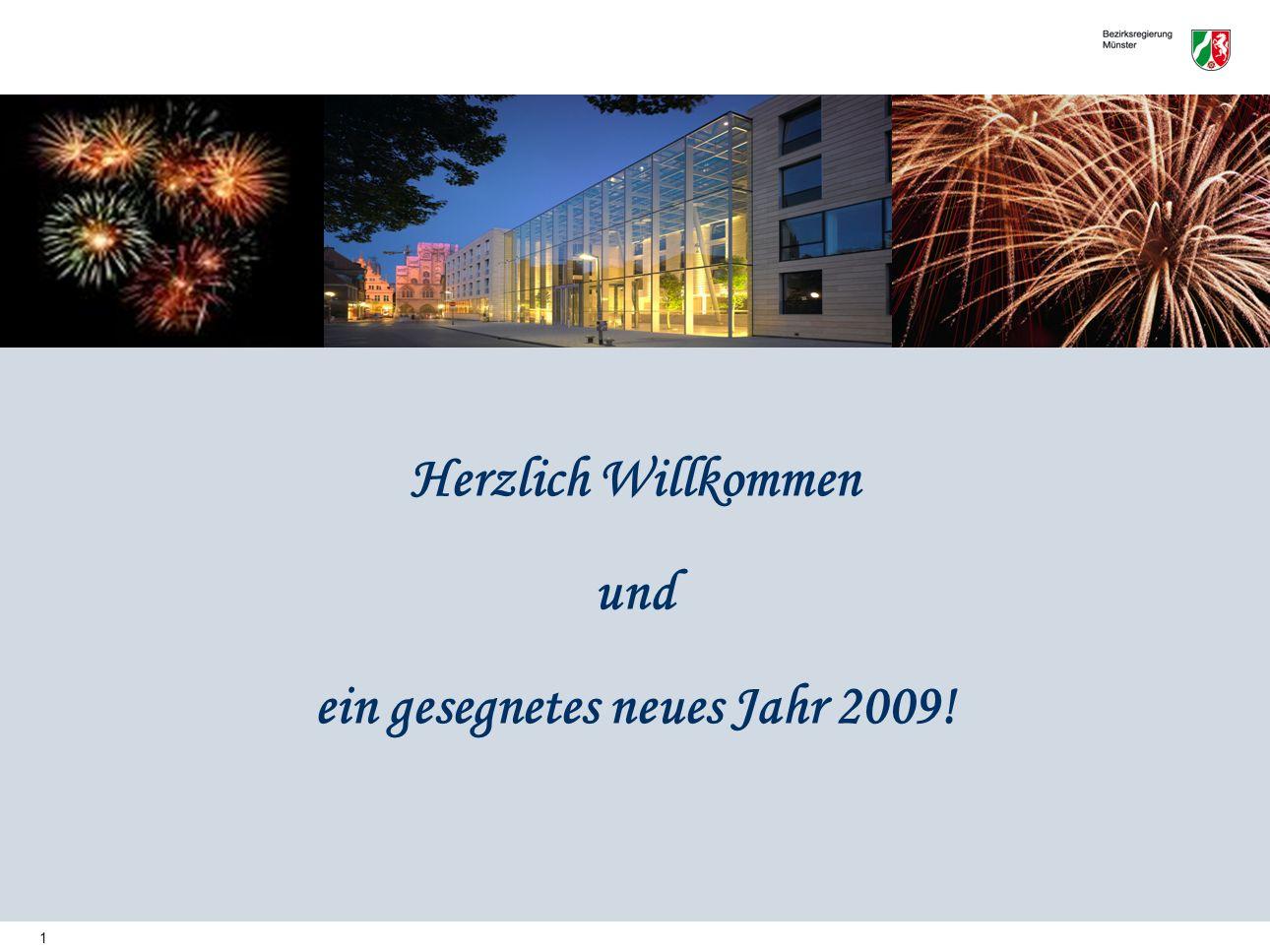 ein gesegnetes neues Jahr 2009!