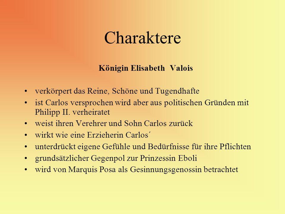 Königin Elisabeth Valois