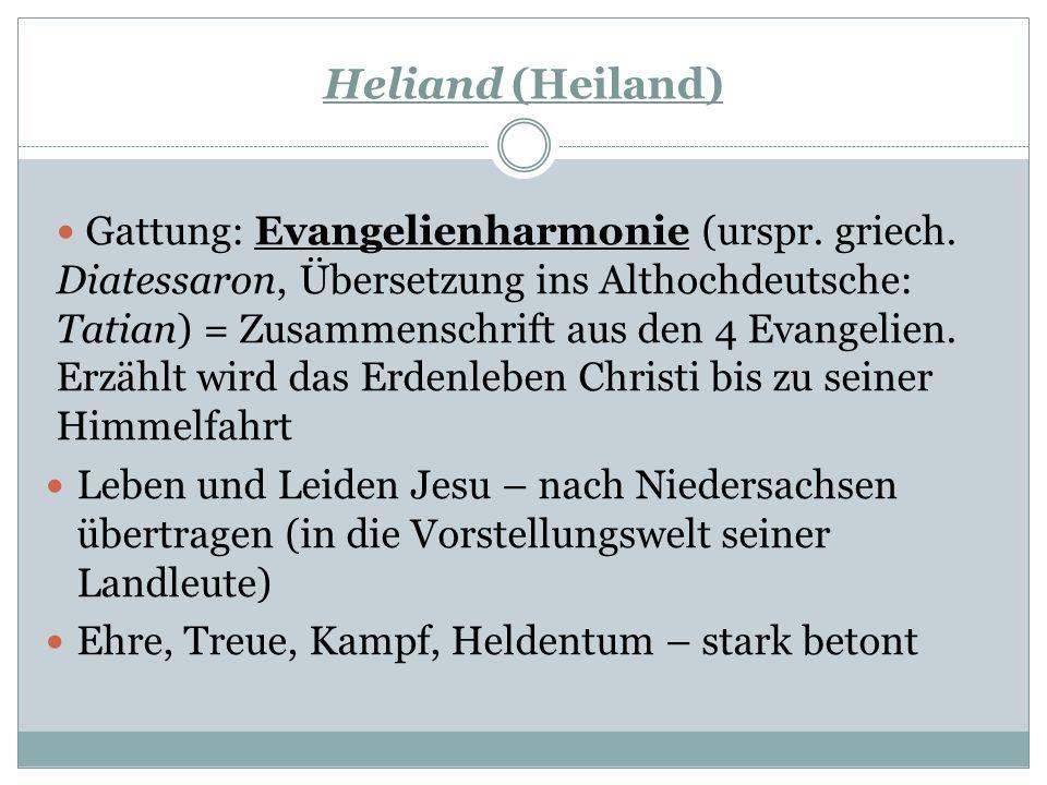 Heliand (Heiland)