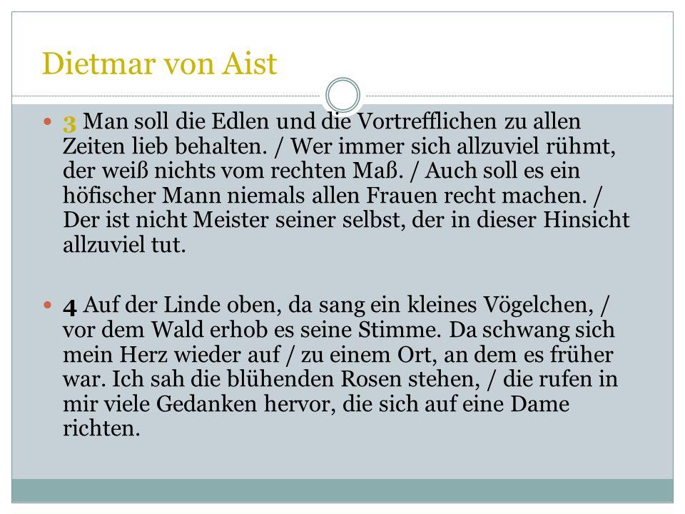 Dietmar von Aist
