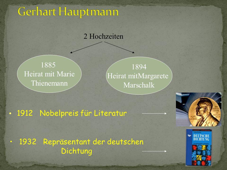 1932 Repräsentant der deutschen Dichtung