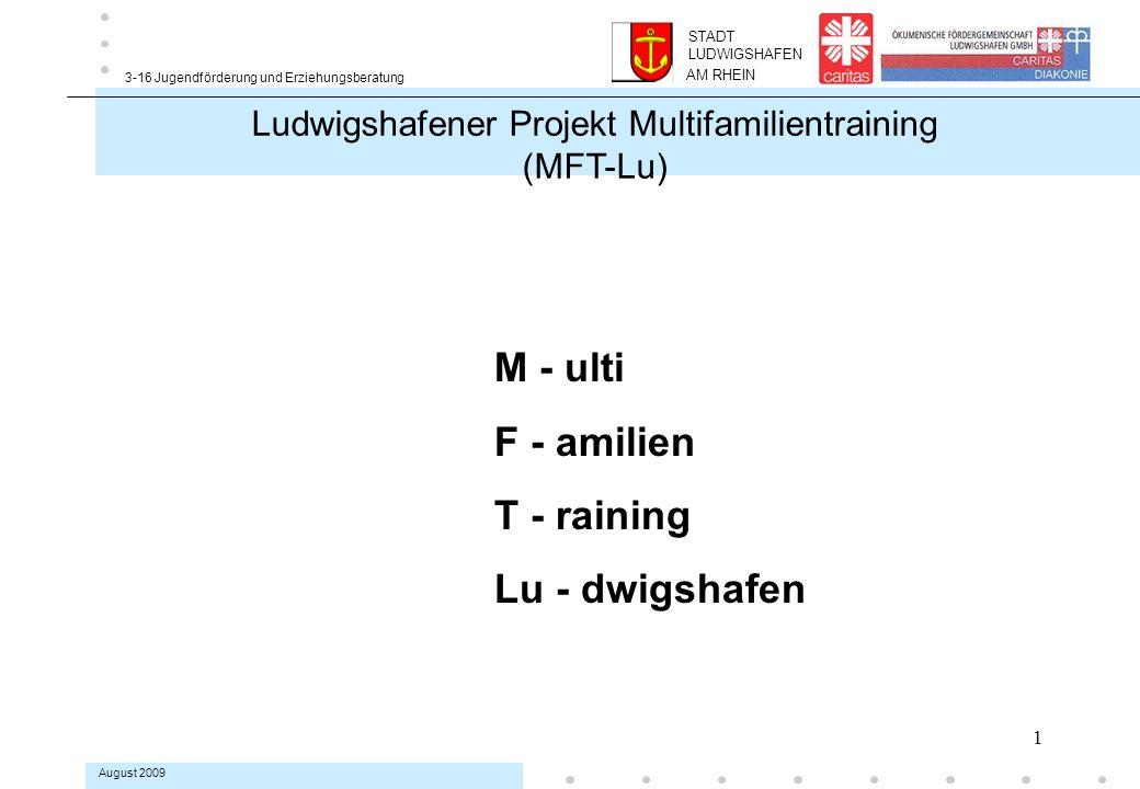 Ludwigshafener Projekt Multifamilientraining