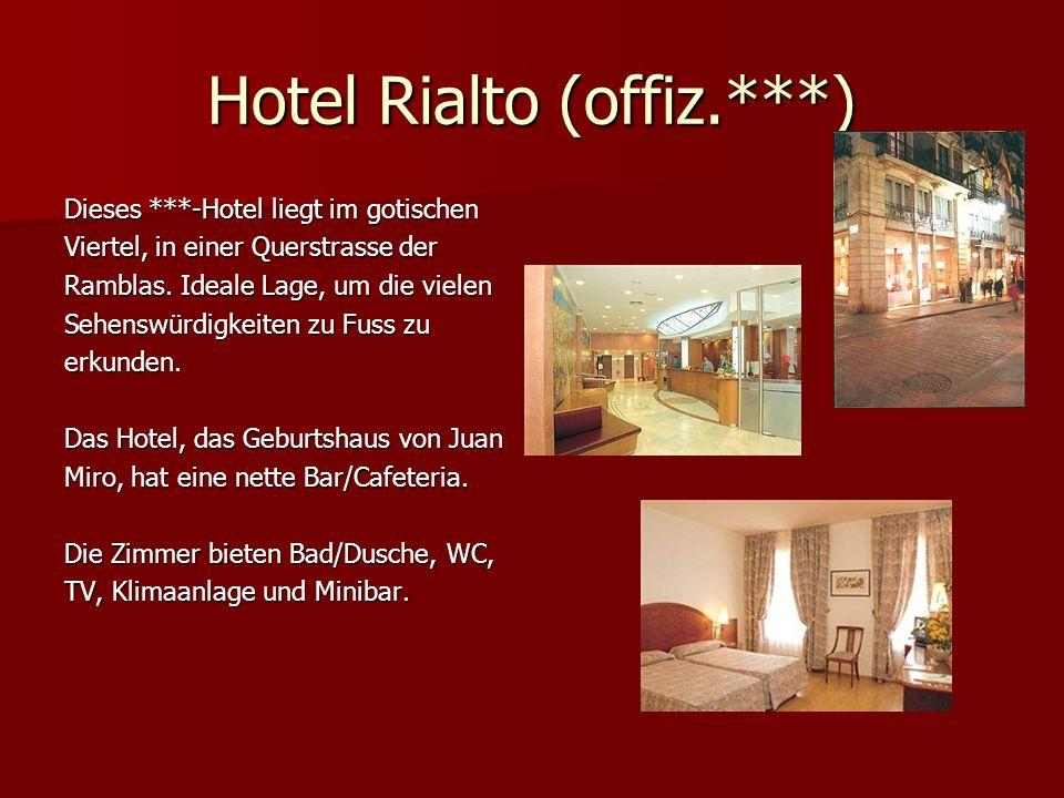 Hotel Rialto (offiz.***)