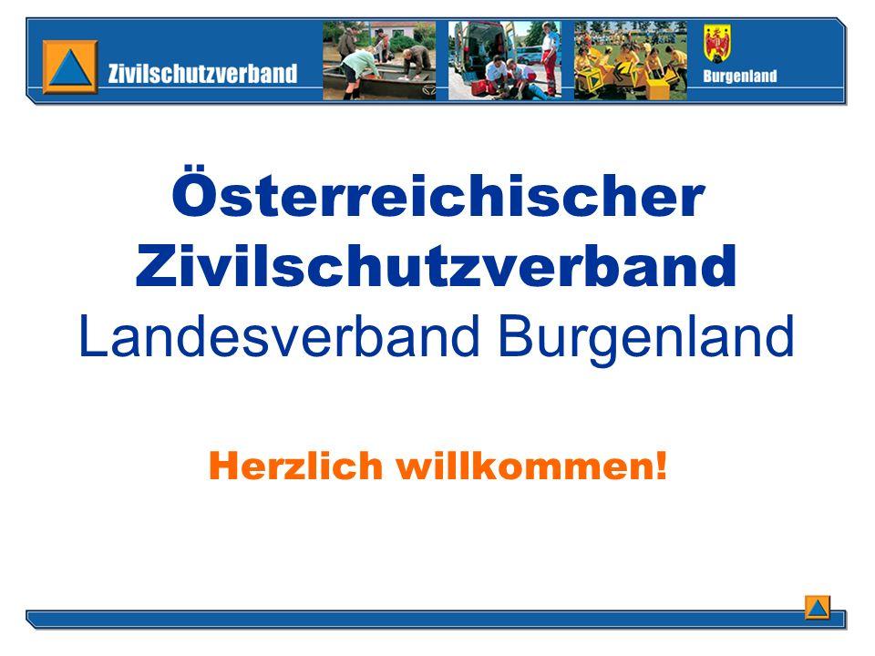 Österreichischer Zivilschutzverband Landesverband Burgenland