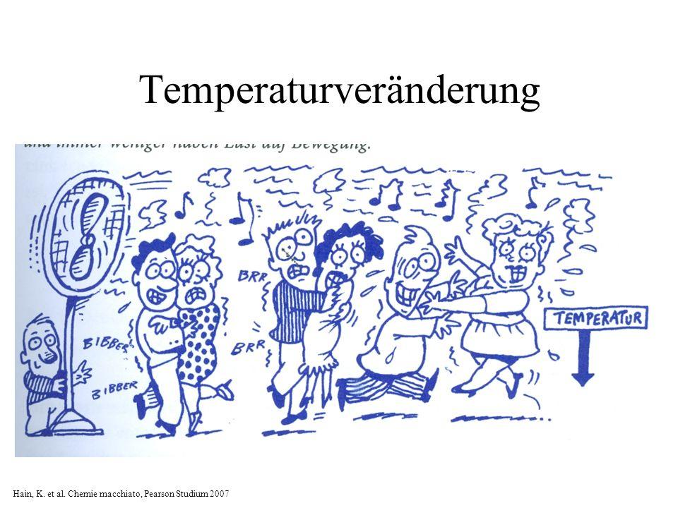Temperaturveränderung